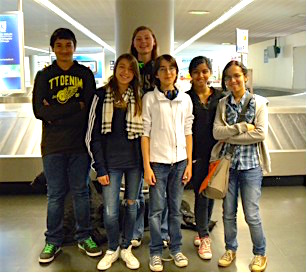 Middle Years International Maths Competition in Basel