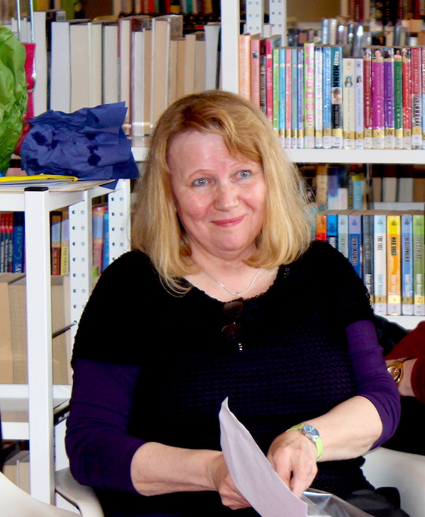 Ms.Leoni Gerckens, School Nurse (retired), International School of Hamburg