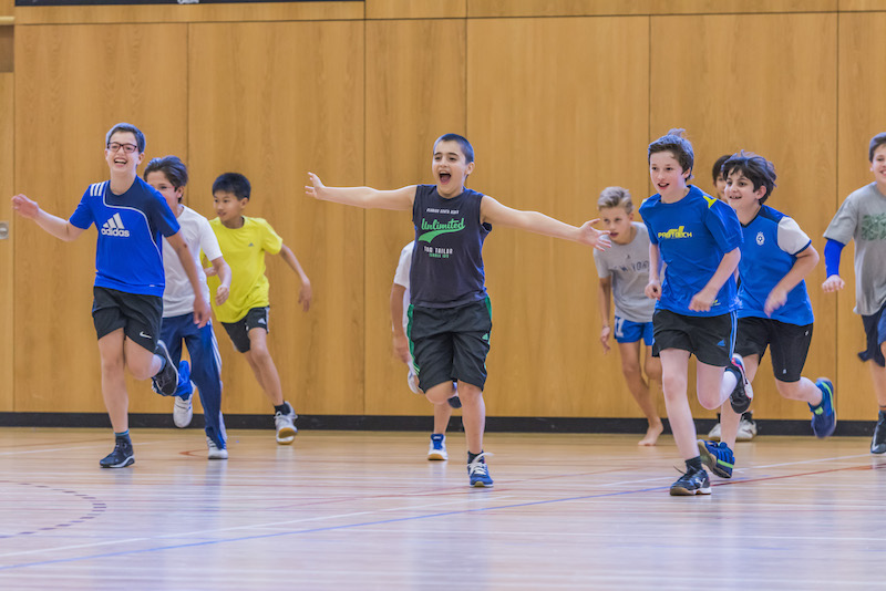 Intramural Sports at the International School of Hamburg