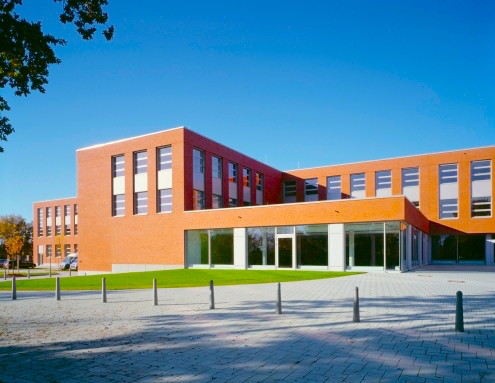 International School of Hamburg School Building