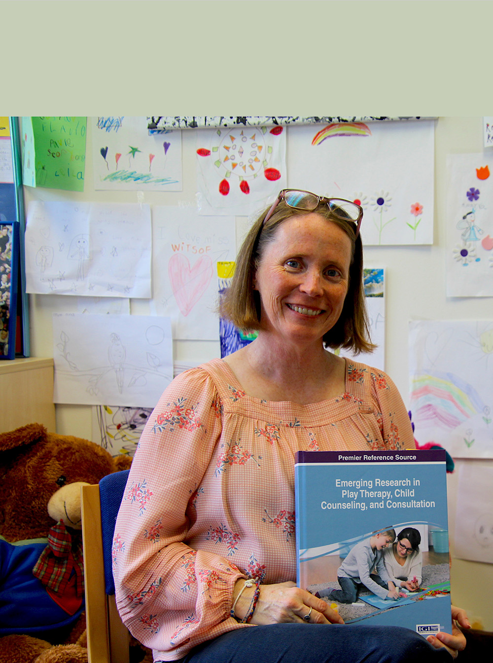 Dr. Weishof: A major contribution to Play and Speech Therapy in Schools